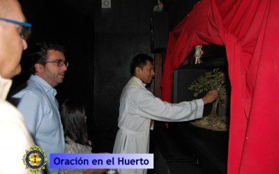 Bendición del Portal de Belén.