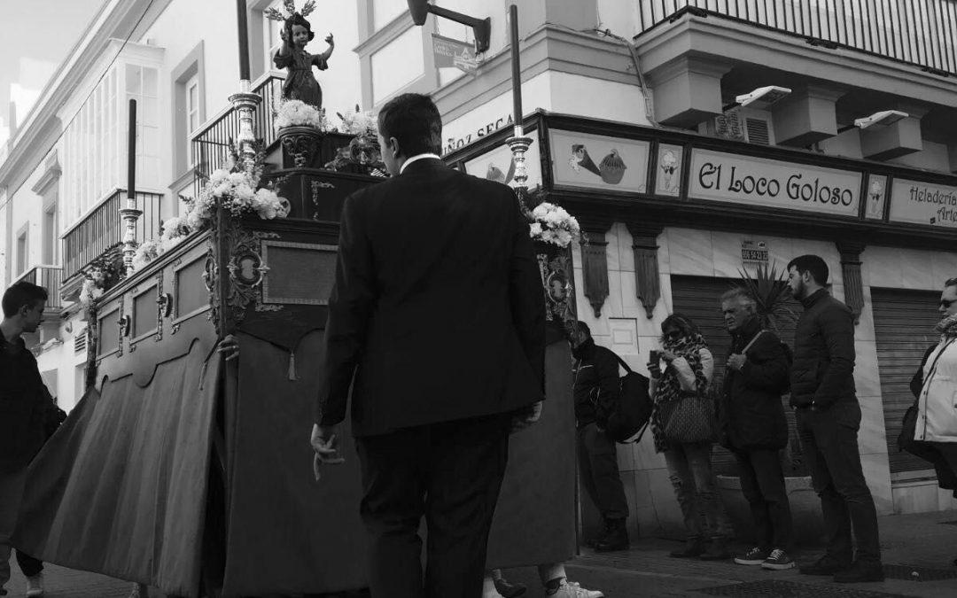 Procesión del Niño Jesús de Praga.