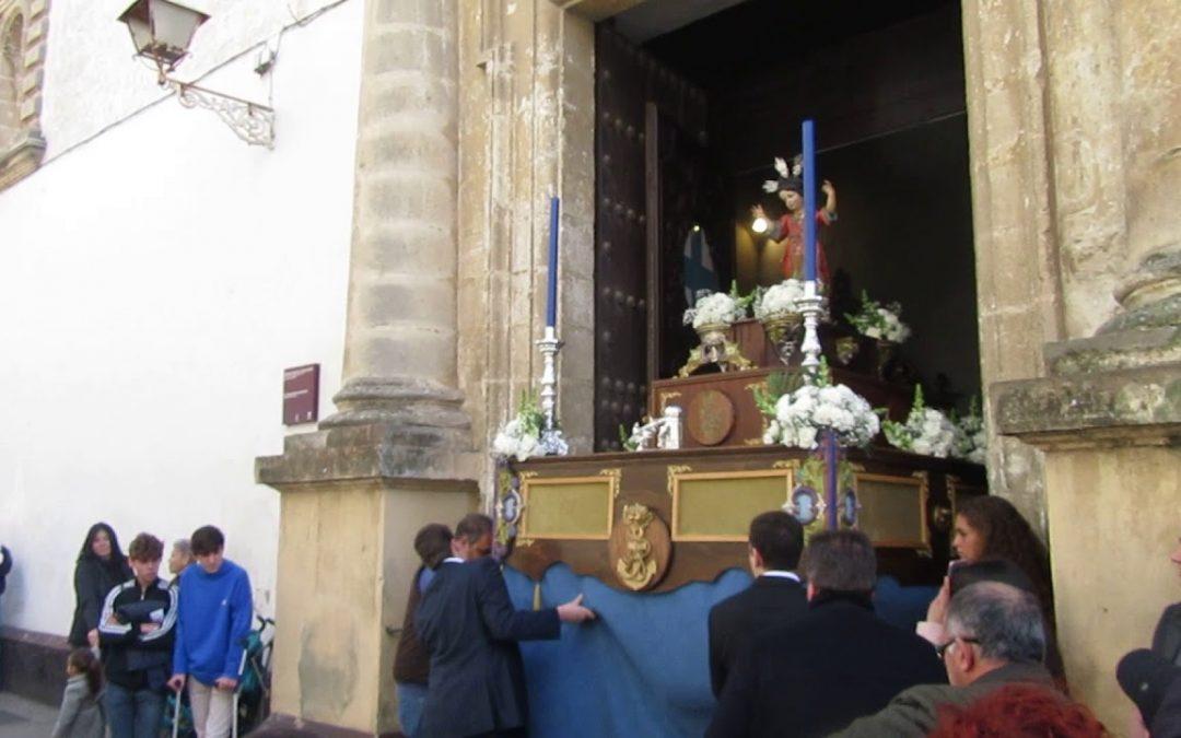Igualá para la procesión del Niño Jesús de Praga.