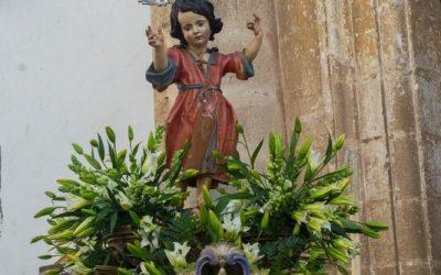 Eucaristía en honor al Niño Jesús de Praga.