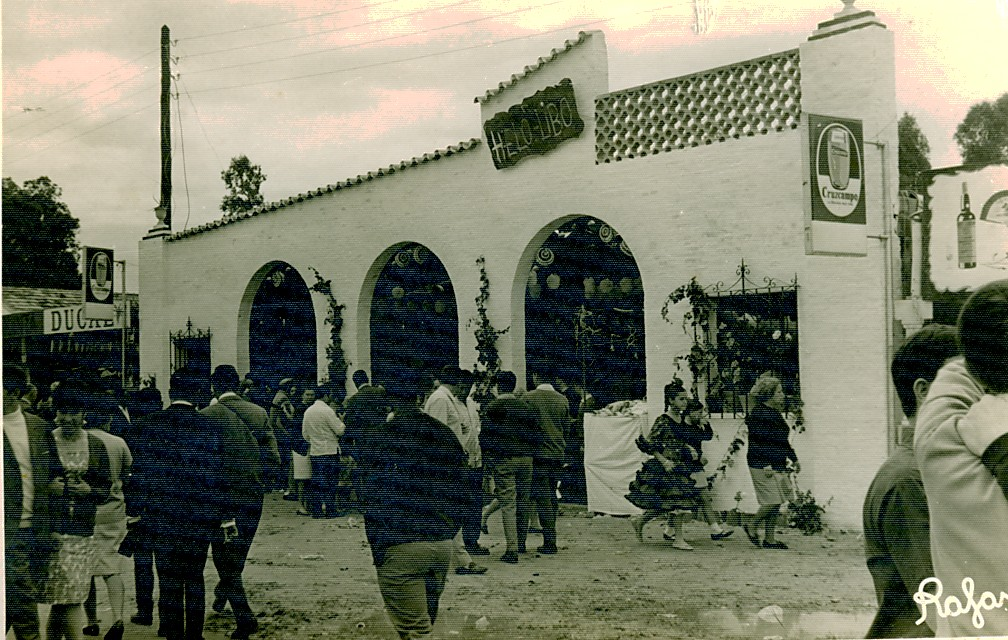 Fachada Caseta 1968