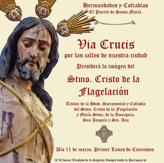 Solemne Vía Crucis del Consejo Local de HH. y CC.