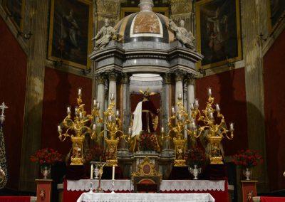 Triduo Nuestro Señor Jesucristo Sgda. Oración en el Huerto 2.019