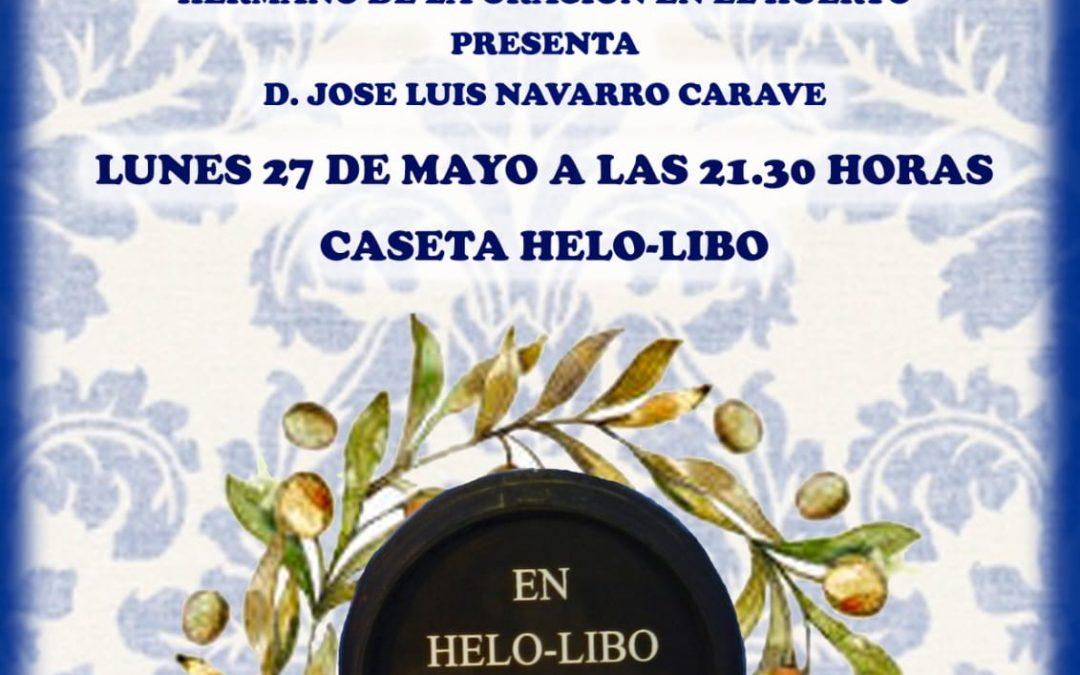 Pregón de la Feria Helo-Libo
