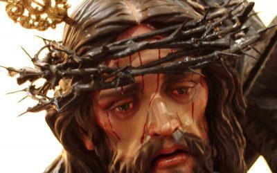Bendición de la imagén de Ntro. Padre Jesús de la Salud en sus Tres Caídas.