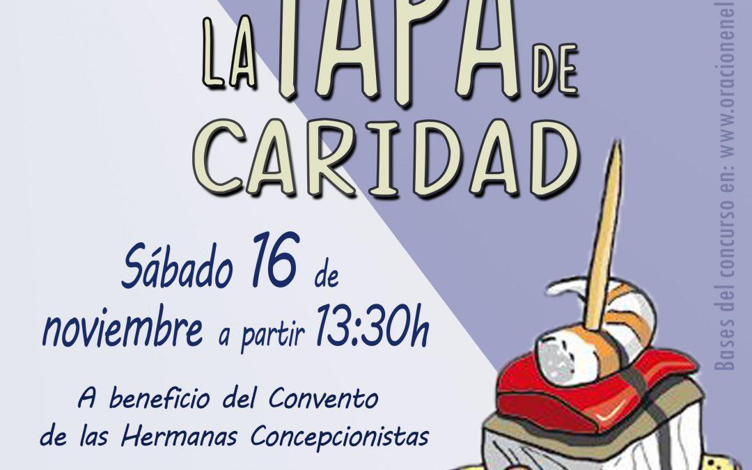 Concurso gastronómico «La tapa de Caridad»