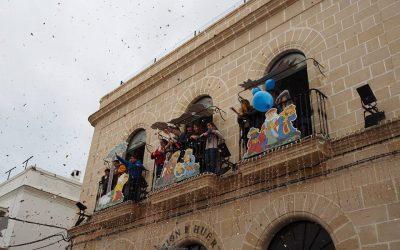 Reunión informativa cabalgata de Reyes