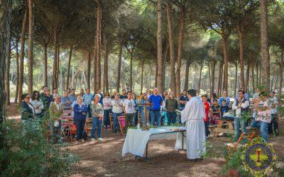Eucaristía y convivencia por un buen inicio de Curso Cofrade