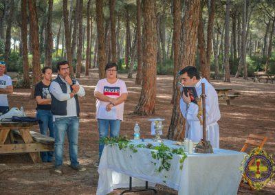 Convivencia apetura de Curso Cofrade «Las Dunas»