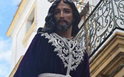 Nueva imagen de Nuestro Padre Jesús del Prendimiento para El Puerto.