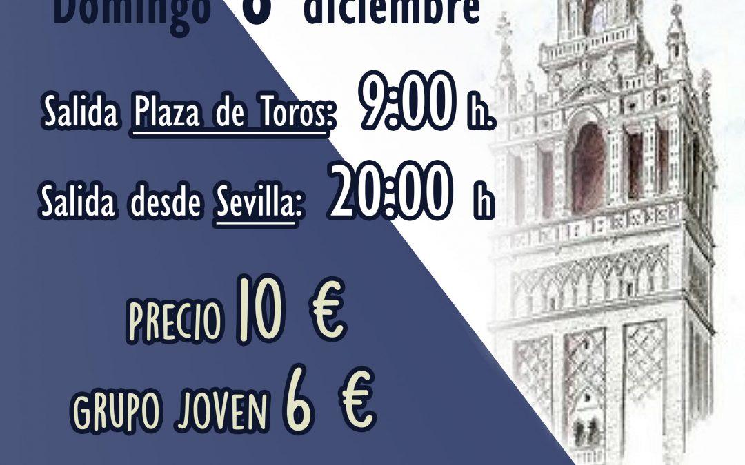 ¿Te vienes a Sevilla?