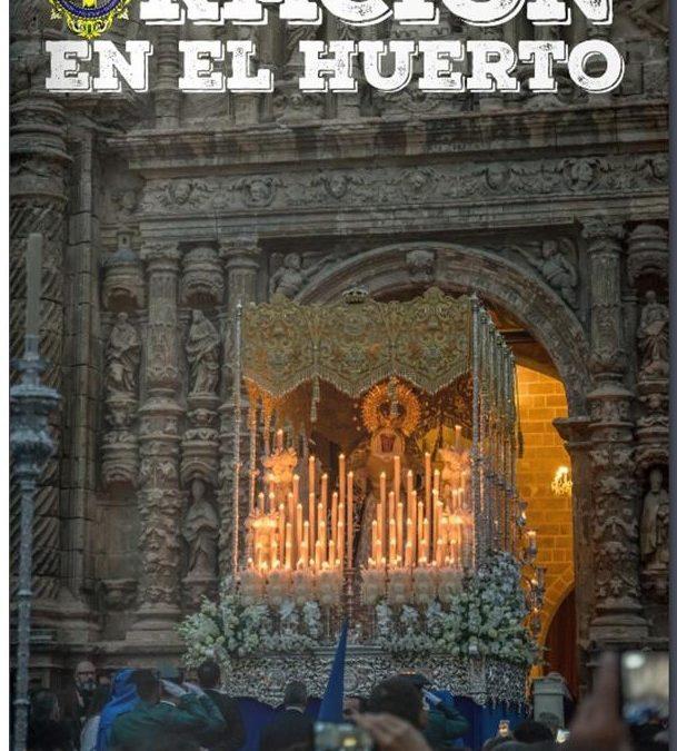 Nuevo boletín informativo ORACIÓN EN EL HUERTO.