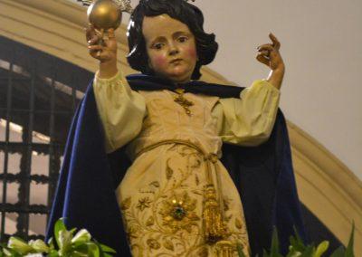 Festividad Niño Jesús de Praga.