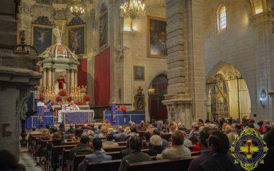 Eucaristía del 60º aniversario