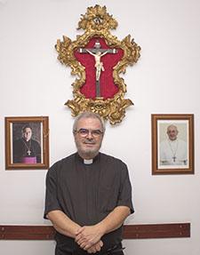 Eucaristía de despedida de nuestro párroco y Director Espiritual.