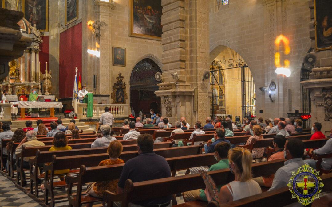 Eucaristía de acción de gracias por el 60 aniversario.