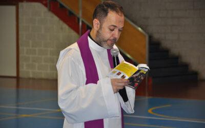 Toma de posesión del nuevo párroco de la Basílica.