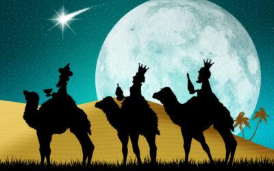 A sus Majestades los Reyes Magos de Oriente….