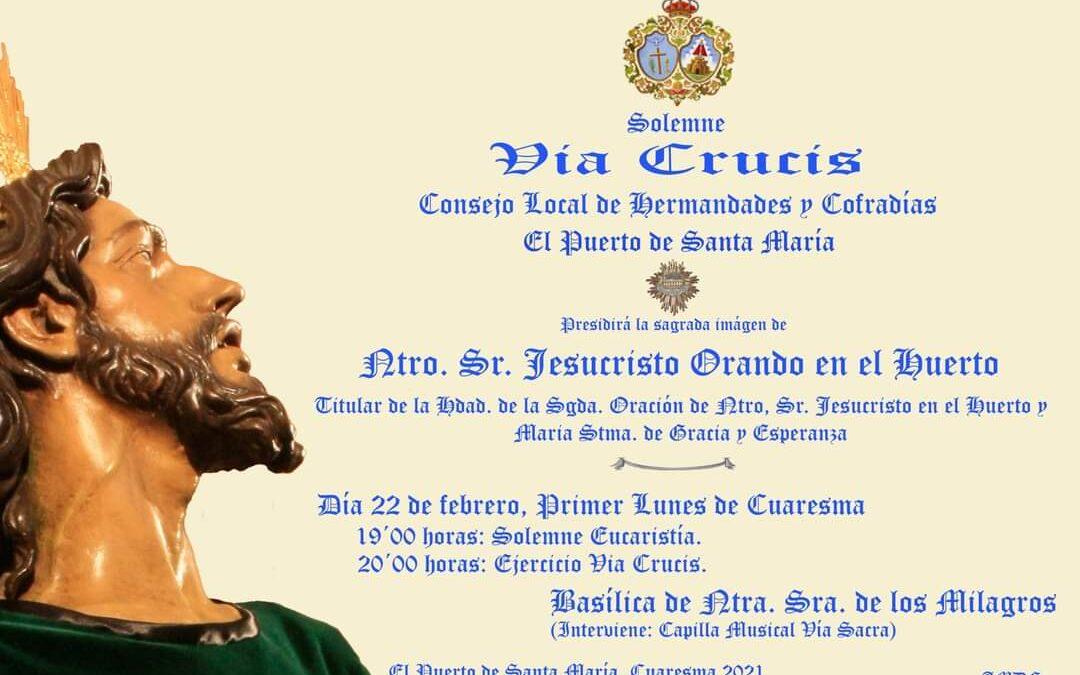 Vía Crucis.