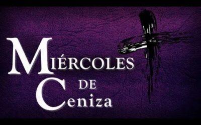 Miércoles de Ceniza.