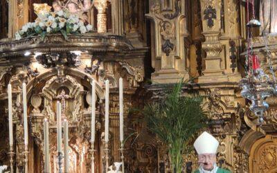 Eucaristía en las Concepcionistas.