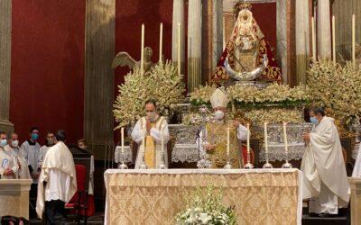 Festividad de Nuestra Señora de los Milagros.